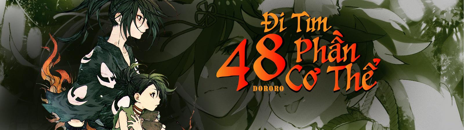 Dororo - Đi Tìm 48 Phần Cơ Thể