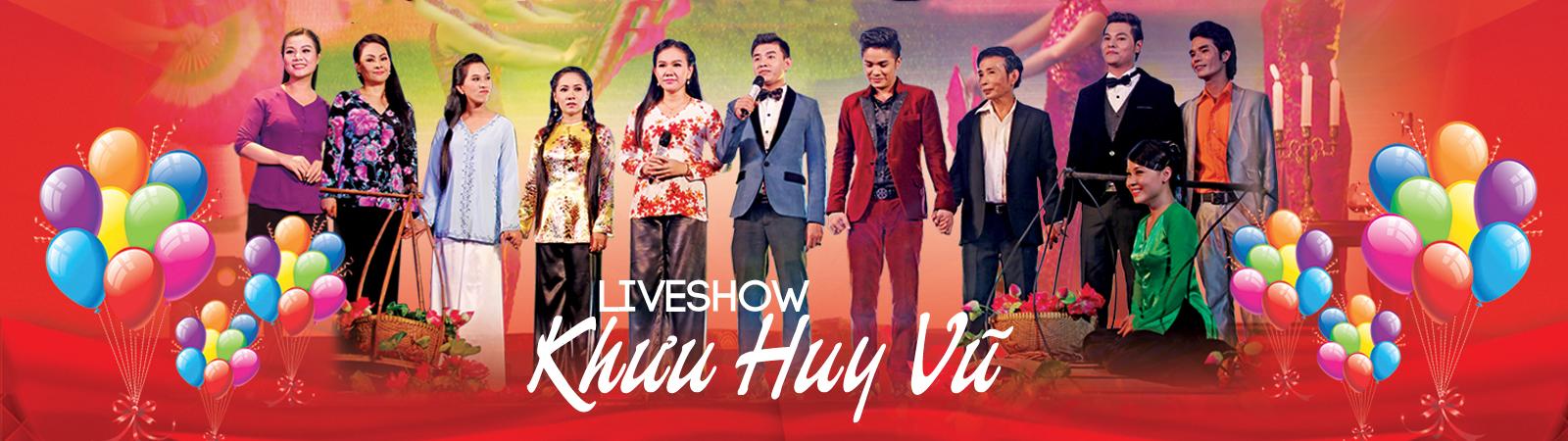 Khưu Huy Vũ - Liveshow Trái Tim Nghệ Sĩ