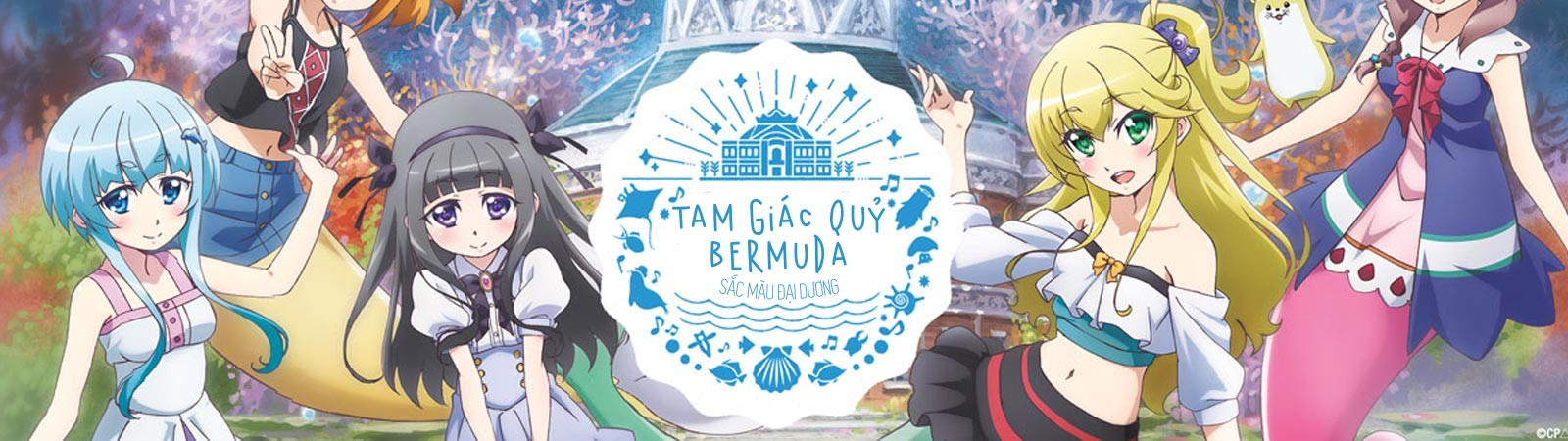 Tam Giác Quỷ Bermuda: Sắc Màu Đại Dương