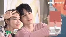 Chạm Vào Tim Em Lee Dongwook và Yoo Inna chụp ảnh cùng nhau Trailer & Clips