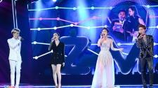 Zing Music Awards 2017 Nơi Tôi Thuộc Về - Erik, Đức Phúc, Hòa Minzy, Hương Tràm Các Trích Đoạn Hấp Dẫn