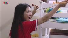 Cầu Thủ Nhí Official Kay Trần Ga-lăng Nhường Hòa Minzy Lựa Chọn Thử Thách 2018 Full