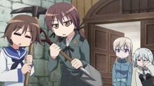 Strike Witches: 501 Butai Hasshin Shimasu - Tổ Đội 501 Xin Được Phép Xuất Kích - Tập 5 Vietsub