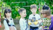 Bố Ơi, Mình Đi Đâu Thế Phiên Bản Trung Quốc Season 5 - Tập 6 Full