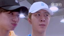 Idol Producer - Thực Tập Sinh Thần Tượng ''Thừa Muối'' Và ''Bân Thịt Hấp'' Xin Ăn, Vương Tử Dị Thèm Thuồng Đứng Nhìn BTS