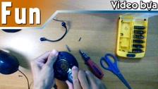 Thường Vĩ Tháo Tung Chiếc Headphone Đã Góp Phần Làm Nên Hàng Trăm Clip Hướng Dẫn Mẹo Vặt Đời Sống
