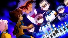 Inazuma Eleven - Đội Bóng Đá Trung Học Raimon - Tập 33 Phần 3 - Vietsub