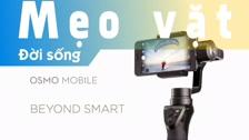 Thường Vĩ Quay Phim Chuyên Nghiệp Bằng Điện Thoại Với Osmo Mobile Mẹo Vặt Đời Sống