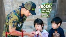 Bố Ơi, Mình Đi Đâu Thế Phiên Bản Trung Quốc Season 5 Bố Con Ngô Tôn 4 Nhật Ký Chăm Con