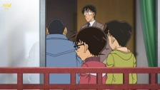 Thám Tử Lừng Danh (Anime) Cô Gái Nép Mình Bên Khung Cửa - Phần Cuối Tập 801 - ...