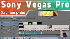 Thường Vĩ Hướng Dẫn Làm Sóng Nhạc Cho Video - Wave In Sony Vegas Dạy Cắt Ghép Video Free - Phần 2