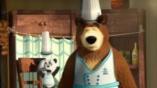 Cô Bé Siêu Quậy và Chú Gấu Xiếc - Tập 24 Cô Bé Siêu Quậy và Chú Gấu Xiếc 2012