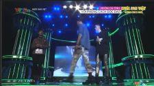 Ngôi Sao Việt 2014 Ngôi Sao Việt Tập 4 - Kết quả bình chọn nhóm Đức Việt, Lê Linh, Mạnh Hùng VK-Pop Super Star 2014 - Hot Clips
