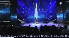 Ngôi Sao Việt 2014 Thu Giang - Run To You VK-Pop Super Star 2014 - Các Phần Trình Diễn