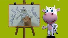 Thi Tài Cùng Họa Sỹ Đốm Vẽ Chú Robot Thi Tài Cùng Họa Sỹ Đốm