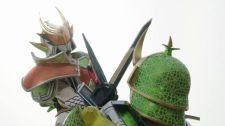 Siêu Nhân Biến Hình Anh em quyết đấu! Zangetsu VS Zangetsu Shin Kamen Rider Gaim