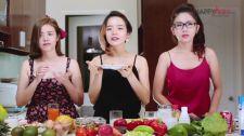 Làm Đẹp Mỗi Ngày Cùng Happyskin Vietnam Ăn Gì Để Ngăn Ngừa Và Trị Mụn Chăm Sóc Da Đúng Cách