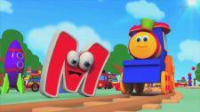 Bé Học Đánh Vần ABC Song - Bob The Train Alphabet