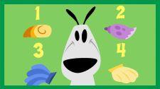 Bé Học Đánh Vần Count From 1 To 10 - ABC Mouse Toán Học Vui Cho Bé