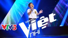 Giọng Hát Việt Nhí 2015 Nhật Kí Mẹ - Ngô Anh Quốc Vòng Giấu Mặt