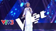 Giọng Hát Việt Nhí 2015 Để Gió Cuốn Đi - Nguyễn Khánh Linh Vòng Giấu Mặt
