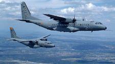 Lịch Sử Chiến Tranh Huấn luyện lái máy bay Casa C295 Dĩ bất biến, Ứng vạn biến
