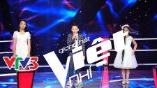 Giọng Hát Việt Nhí 2015 Xin cho tôi - Bích Ngọc & Hồng Minh & Hoàng Lâm Vòng đối đầu