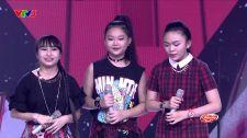 Giọng Hát Việt Nhí 2015 Bad Blood - Hà Minh & Trâm Anh & Hà Vy Vòng đối đầu