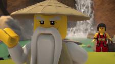 Bí Mật Cơn Lốc Ninjago Ngôi làng Stiix và Hòn Đá Thiên Phần 5 - Đối Đầu Với Hồn Ma