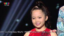 Giọng Hát Việt Nhí 2015 Proud of you & Girl on fire - Phạm Nhật Lan Vy | Liveshow 2 Liveshow 2