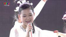 Giọng Hát Việt Nhí 2015 Con cò - Nguyễn Hà Minh | Liveshow 2 Liveshow 2