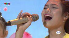 Giọng Hát Việt Nhí 2015 Mặt trời ngày mới - Đinh Thu Thủy | Liveshow 2 Liveshow 2