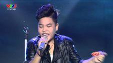 Giọng Hát Việt Nhí 2015 Cánh chim lạc - Nguyễn Trọng Tiến Quang | Liveshow 2 Liveshow 2