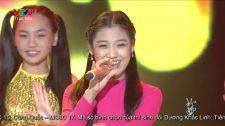 Giọng Hát Việt Nhí 2015 Xin chữ thầy đồ - Đinh Thu Thủy & Đỗ Minh Tuyết | Liveshow 3 Liveshow 3