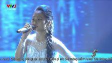 Giọng Hát Việt Nhí 2015 Liên khúc Frozen - Hà Minh & Hà Vy Liveshow 3