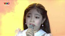 Giọng Hát Việt Nhí 2015 Ngủ đi con yêu (Sleep song) - Phương Khanh & Hồng Minh Liveshow 3