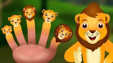 ChuChu TV Kids Song Finger Family Lion Finger Family Collection