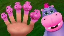 ChuChu TV Kids Song Finger Family Hippo Finger Family Collection