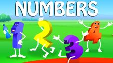 ChuChu TV Kids Song The Numbers Song - Learn To Count from 1 to 10 123 And ABC Songs For Children