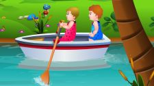 ChuChu TV Kids Song Row Row Row Your Boat Nursery Rhyme with Lyrics Nursery Rhymes