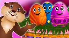 ChuChu TV Kids Song Sea Otter Rhyme Surprise Eggs Nursery Rhymes