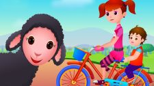 ChuChu TV Kids Song Little Bo Peep Has Lost Her Sheep Nursery Rhymes Collection