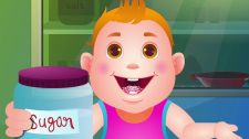 ChuChu TV Kids Song Johny Johny Yes Papa Nursery Rhymes