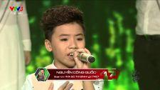Giọng Hát Việt Nhí 2015 Xa quê - Nguyễn Công Quốc | Liveshow 5 Liveshow 5