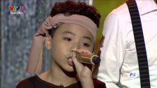 Giọng Hát Việt Nhí 2015 Quê mẹ - Quốc Đại & Nhã Thy & Công Quốc | Liveshow 5 Liveshow 5
