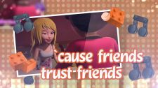 LEGO® Friends Friends trust friends LEGO® Friends Music Video
