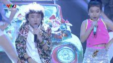 Giọng Hát Việt Nhí 2015 Lk Bóng Mây Qua Thềm - Taxi - Bay - Hoàng Anh Ft Phương Khanh Ft Hồng Minh Liveshow 6