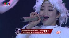 Giọng Hát Việt Nhí 2015 Ngẫu Hứng Sông Hồng - Trịnh Nguyễn Hồng Minh Liveshow 6