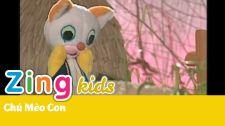 Chương Trình Thiếu Nhi Của Trùng Dương Audio & Video Kịch Rối - Chú Mèo Con MV Nhạc Thiếu Nhi Của Trùng Dương Audio & Video - Phần 3