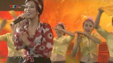 Chào 2016 - VTV Phương Vy Ft The Girls - Tie a Yellow Ribbon Round The Ole Oak Tree & Top Of The World Chào 2016 VTV - Các Phần Trình Diễn